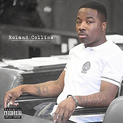 Troy Ave - Roland Collins (CD) - image 1 of 1