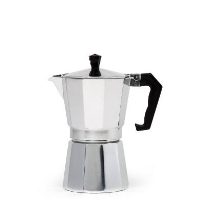 Primula 6-Cup Espresso Maker - Silver