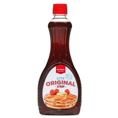 Lite Pancake Syrup - 24 fl oz - Market Pantry™