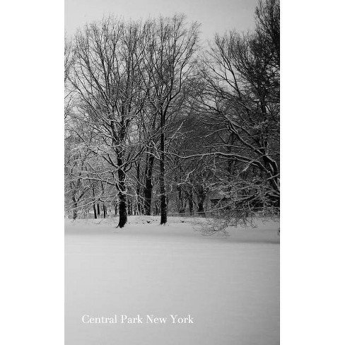 Central Park New York Journal - by  Michael Huhn & Sir Michael Huhn (Paperback) - image 1 of 1