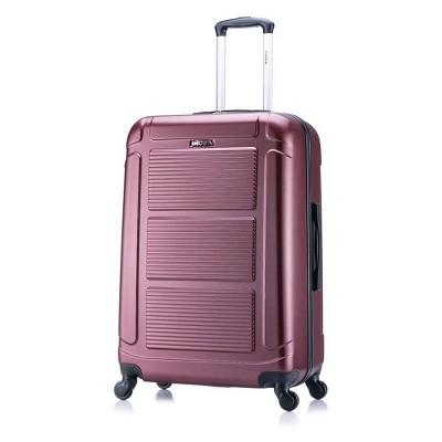 InUSA Pilot 28  Hardside Spinner Suitcase - Wine