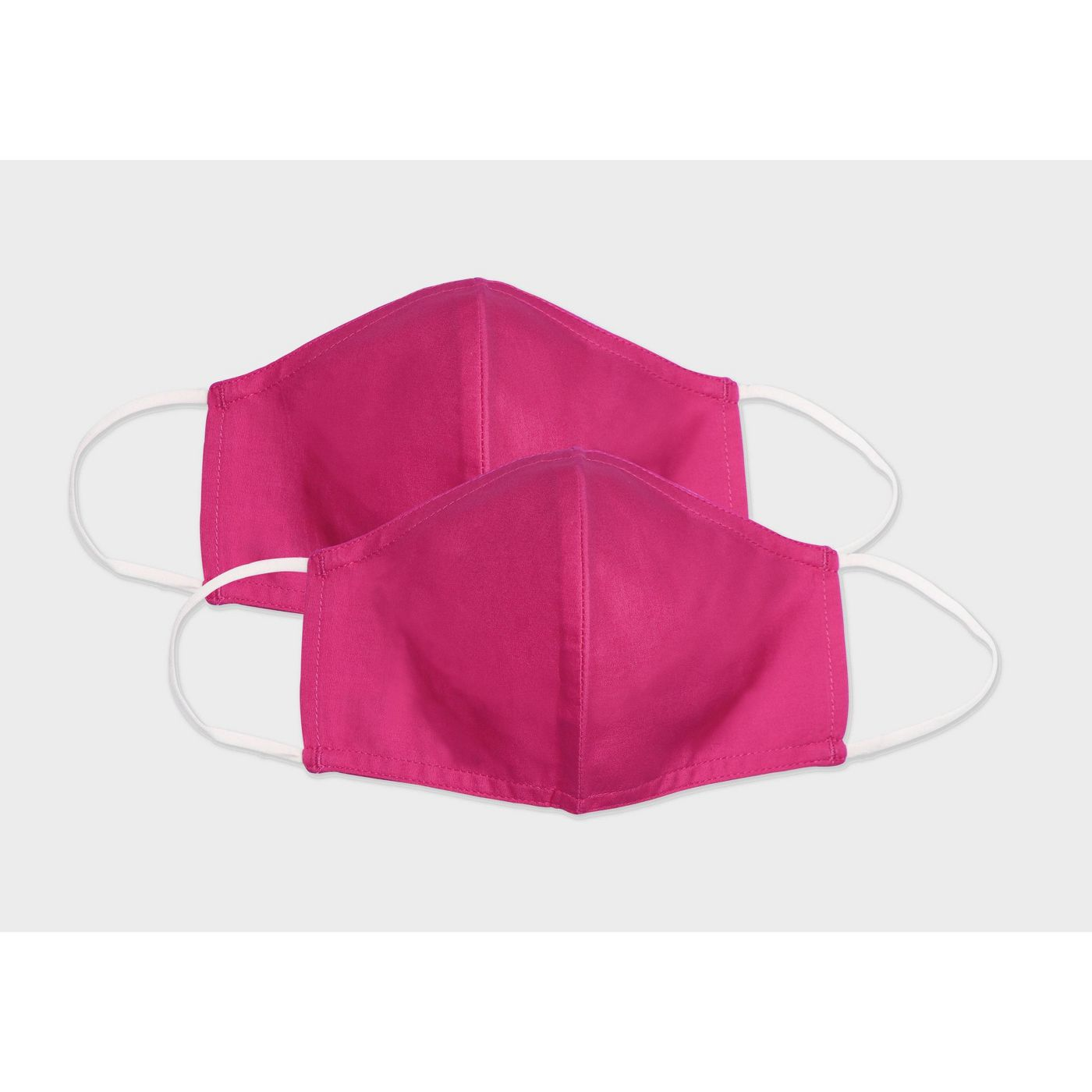 2pk Adult Fabric Face Mask - image 1 of 6