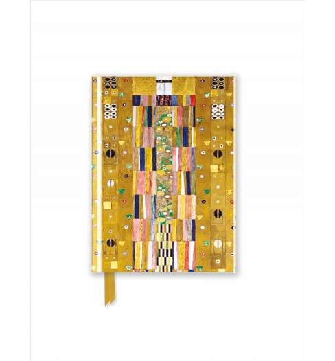 Klimt : Stocklet Freize - Foiled Pocket Journal (New) (Hardcover) - image 1 of 1