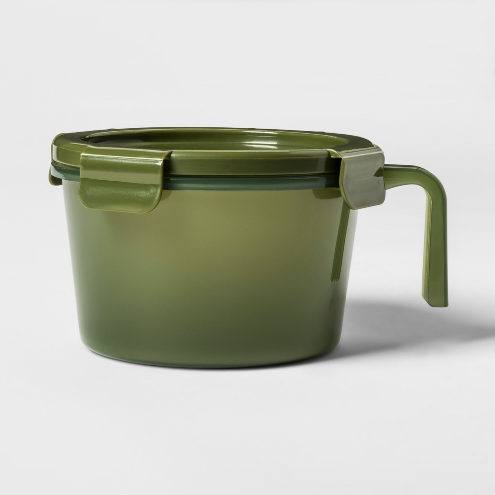 Soup to Go Lunch Box Sets Green - Room Essentials, Basil