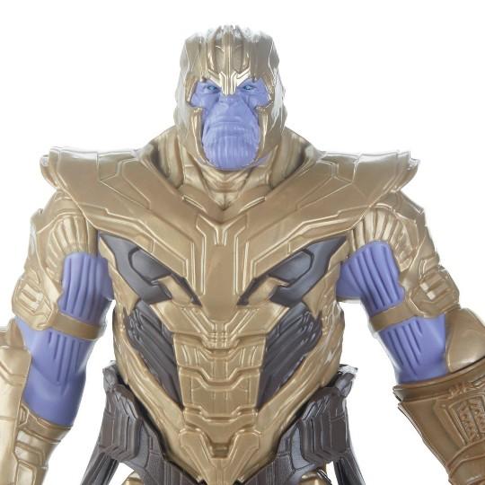 Marvel Avengers: Endgame Titan Hero Series Thanos Action Figure image number null