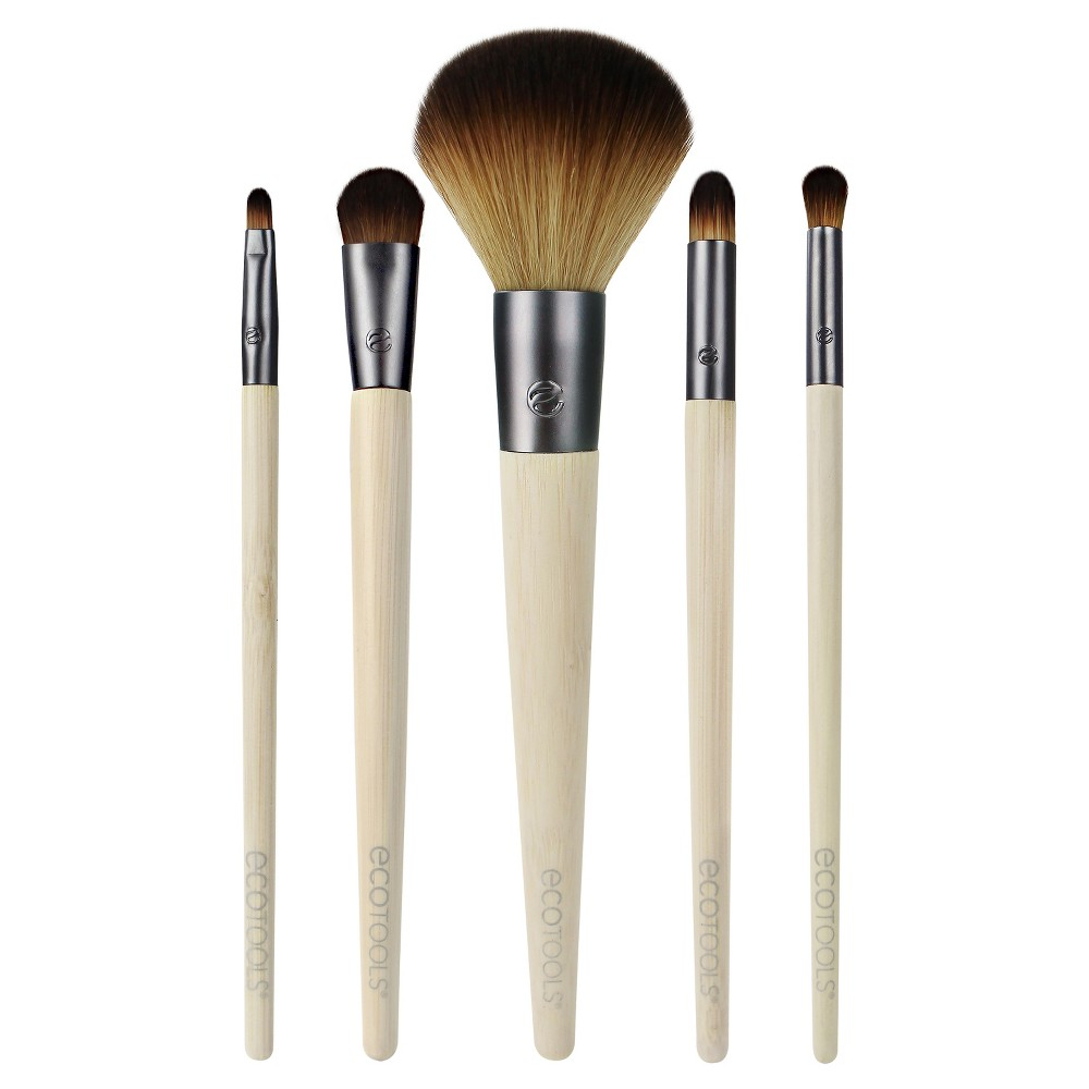 Image of Eco Tools Airbrush Complexion Kit 5pc Brush Kit