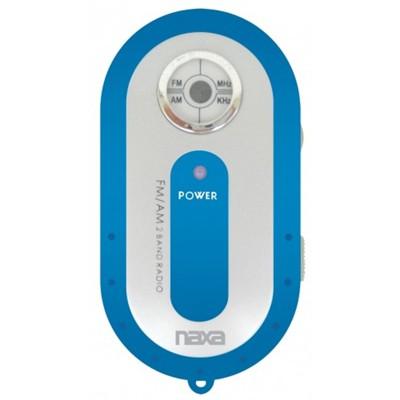 Naxa AM/FM Mini Pocket Radio