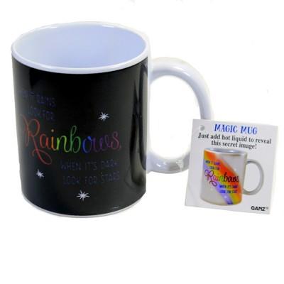 "Tabletop 3.75"" Magic Mug Stars Secret Image Ganz  -  Drinkware"