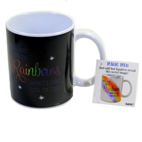 "Tabletop 3.75"" Magic Mug Stars Secret Image Ganz  -  Drinkware - image 1 of 3"