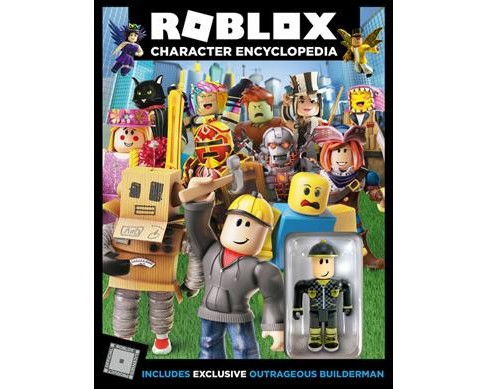 Roblox Character Encyclopedia Roblox Hardcover Target