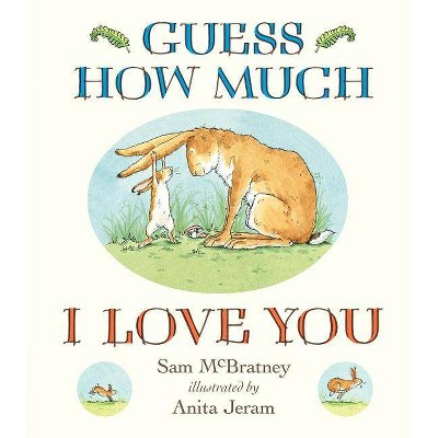 Guess How Much I Love You (Board)by Sam Mcbratney