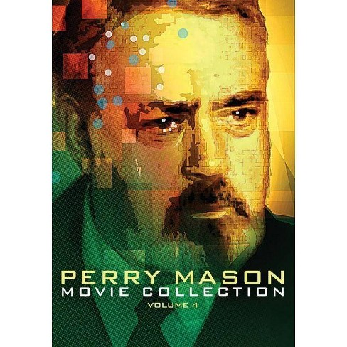 Perry Mason Movie Collection: Volume 4 (DVD) - image 1 of 1