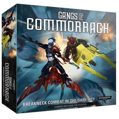 Warhammer Gangs of Commorragh Board Game
