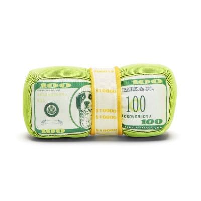 BARK Money Stack Doggo Doggo Bills Dog Toy