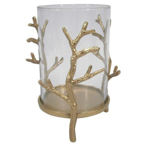 Candle Holder Gold Branch Large - Threshold™ - image 1 of 1