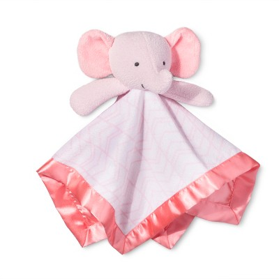 Small Security Blanket Elephant - Cloud Island™ - Pink