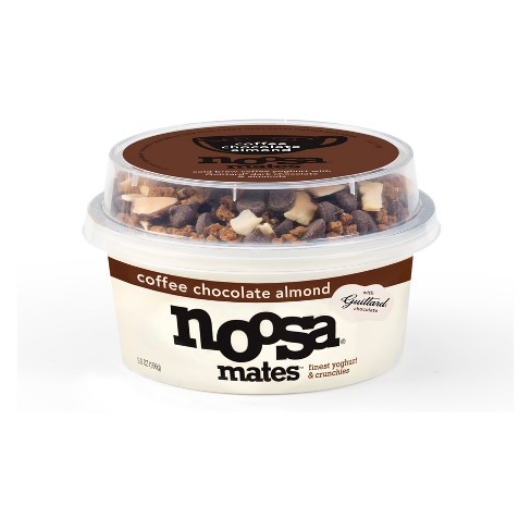 Noosa Mates Coffee Chocolate Almond Australian Style Yogurt And Crunches - 5.5oz - image 1 of 2