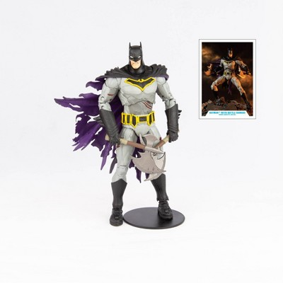 "DC Comics 7"" Heavy Metal Batman Figure - Cover Edition (Target Exclusive)"