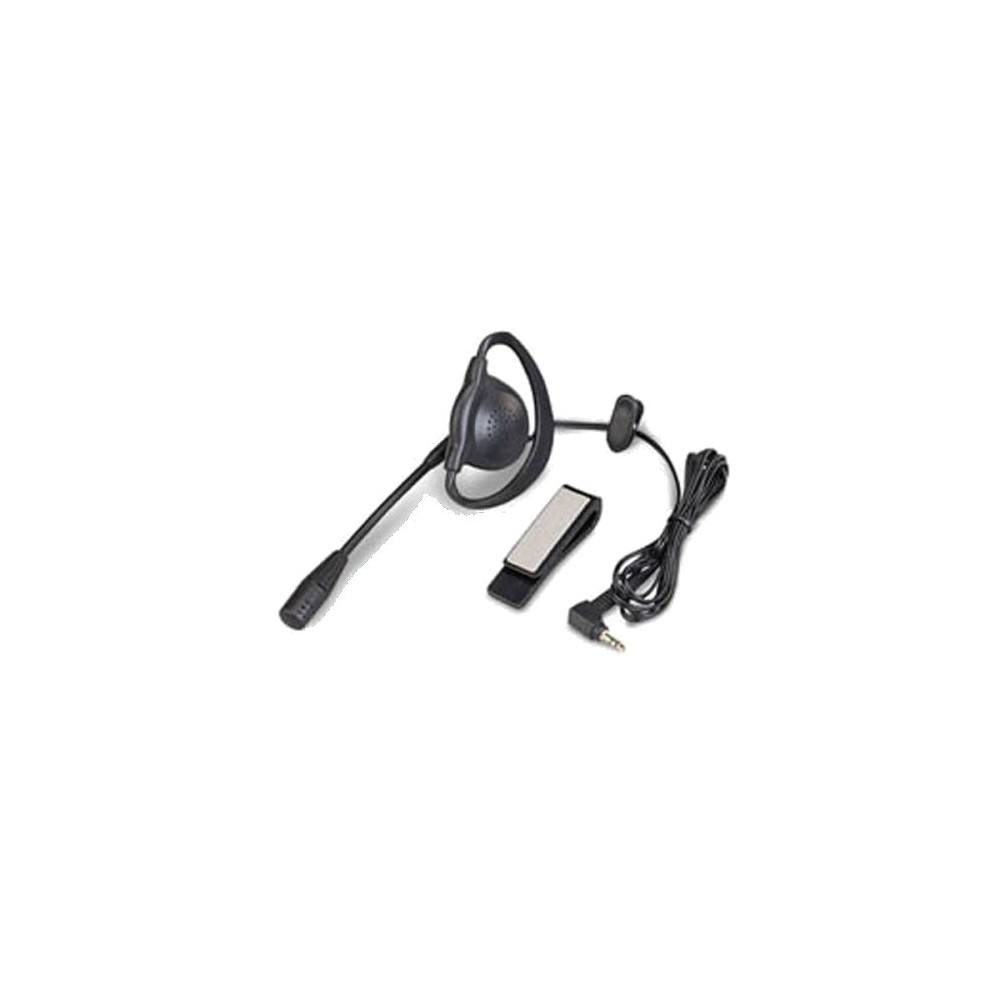 Jensen Wired Over Ear Hands Free Headset with Noise Cancellation - JTH-950