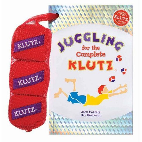 Juggling for the Complete Klutz - 30 Edition (Mixed media product) - image 1 of 1