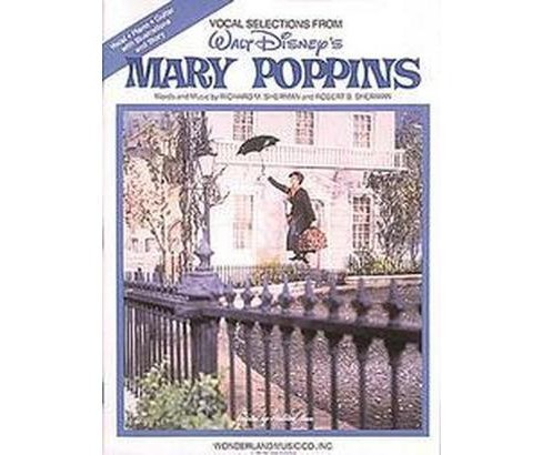 Mary Poppins (Paperback) - image 1 of 1