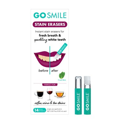 GO SMILE Tooth Whitening System - 14ct