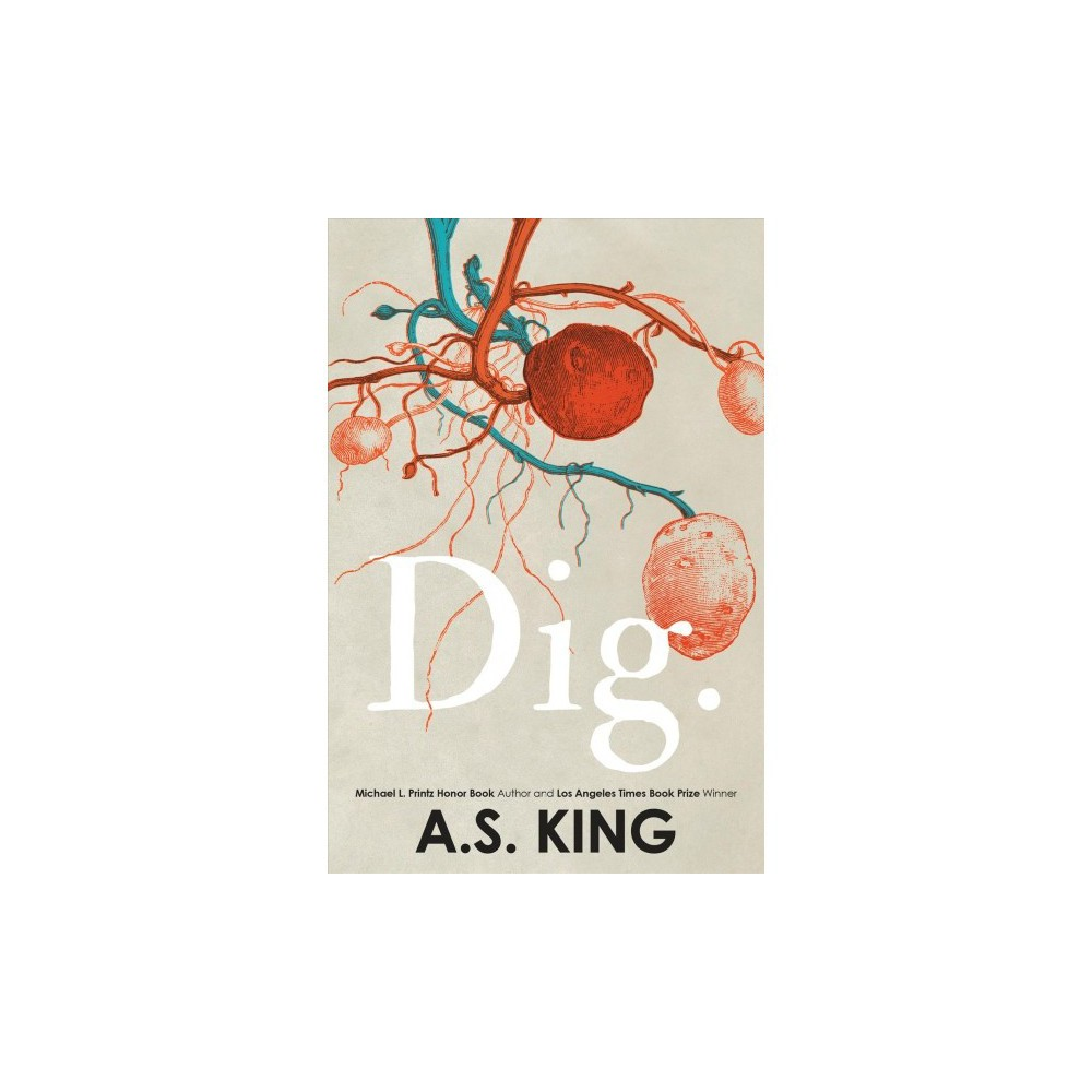 Dig - by A. S. King (Hardcover)