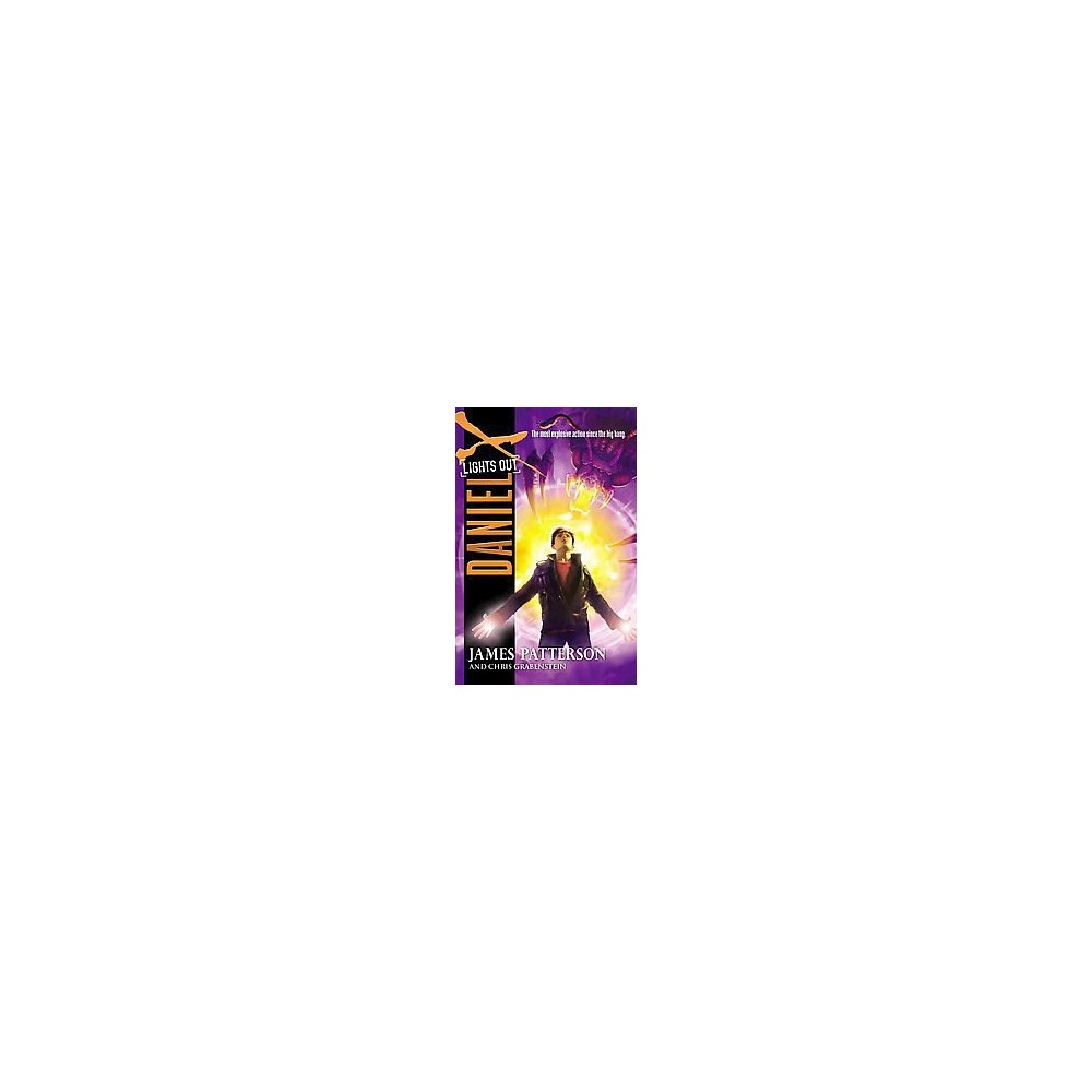 Lights Out (Large Print) (Hardcover) (James Patterson & Chris Grabenstein)