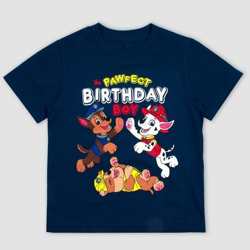 67af4e0a Toddler Boys' Nickelodeon PAW Patrol Short Sleeve T-Shirt - Navy ...