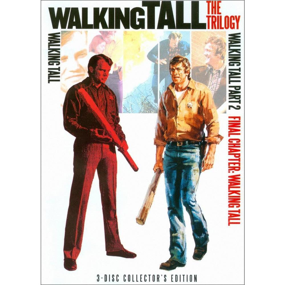 Walking Tall Trilogy (Dvd)