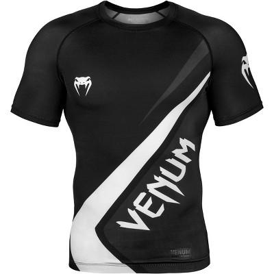 Venum Contender 4.0 Short Sleeve MMA Compression Rashguard