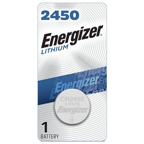 Energizer 2450 Batteries Lithium Coin Battery - image 1 of 2