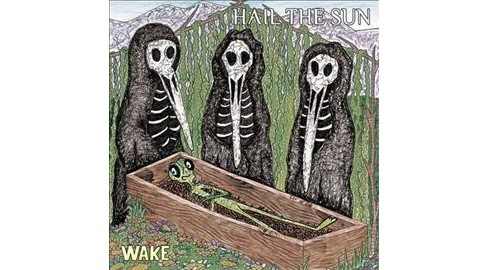 Hail The Sun - Wake (Vinyl) - image 1 of 1
