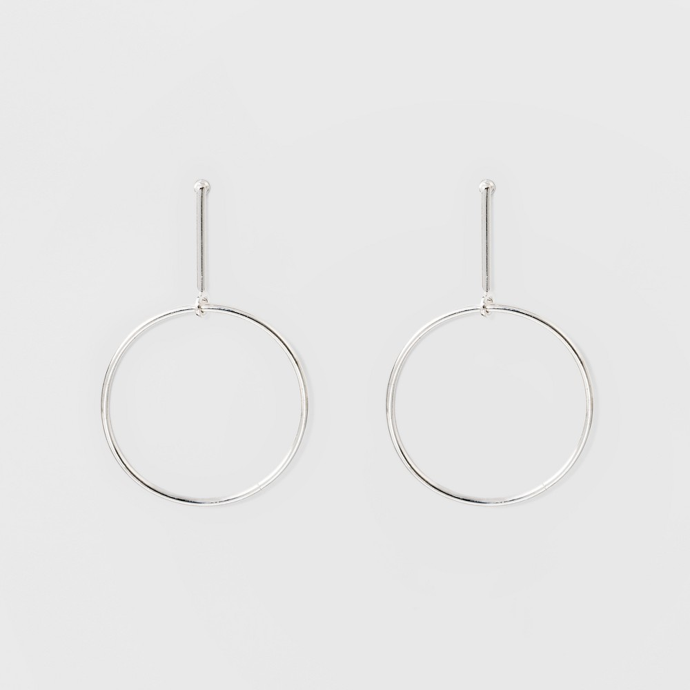 Drop Earrings - A New Day Silver