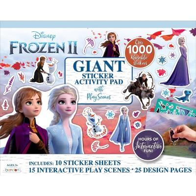 Frozen 2 Giant Sticker Activity Pad
