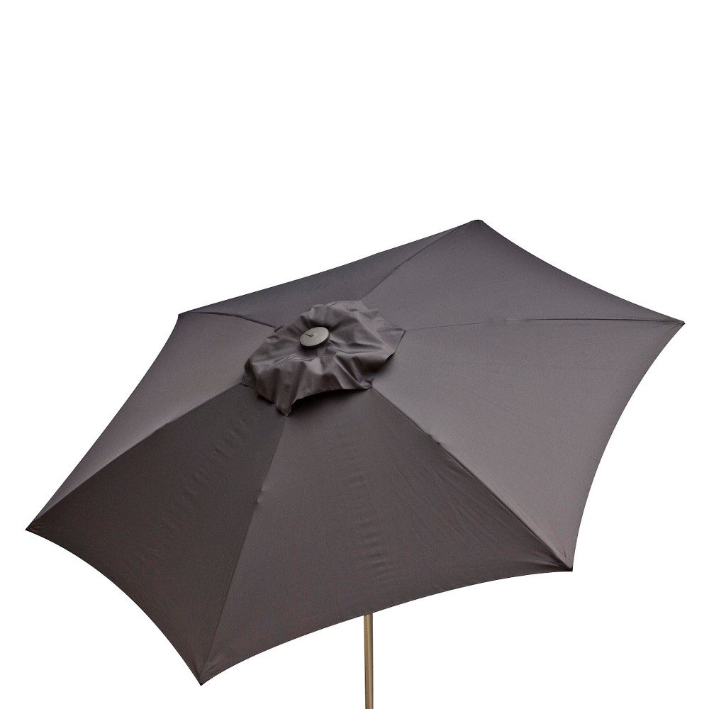 Image of 8.5' Doppler Market Umbrella - Anthracite (Grey) - Parasol