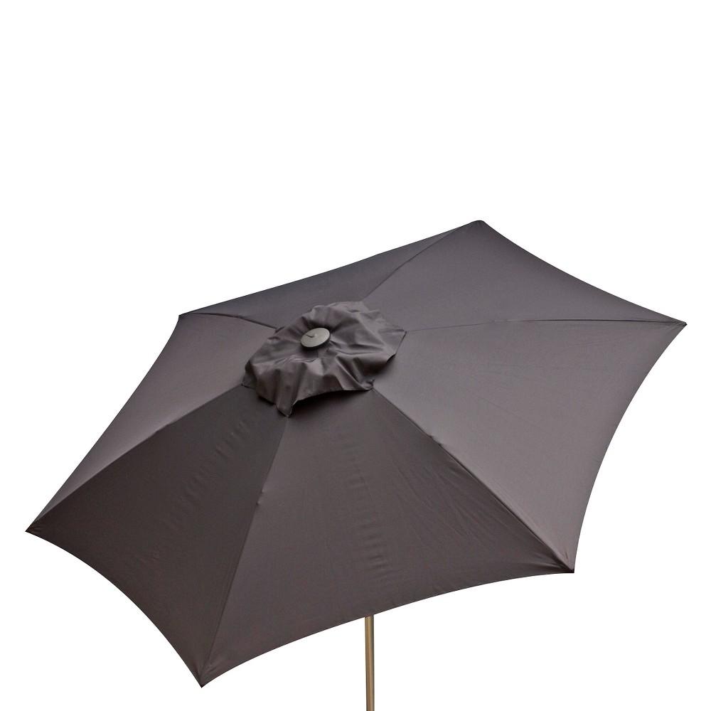 Image of 8.5' Doppler Market Umbrella - Anthracite (Grey) - Parasol
