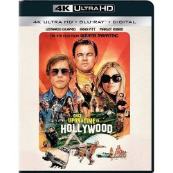 Once Upon A Time In Hollywood (4K/UHD)