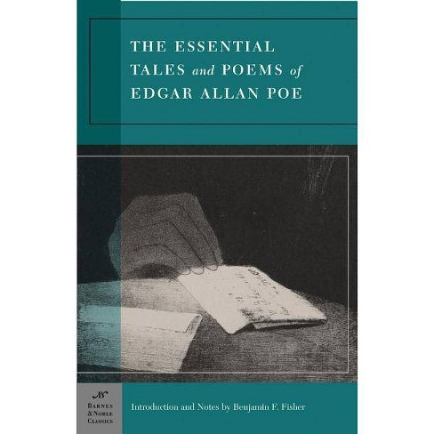 The Essential Tales and Poems of Edgar Allan Poe - (Barnes & Noble Classics) (Paperback) - image 1 of 1