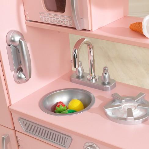 5bc464fe55c4 KidKraft Vintage Kitchen - Pink   Target
