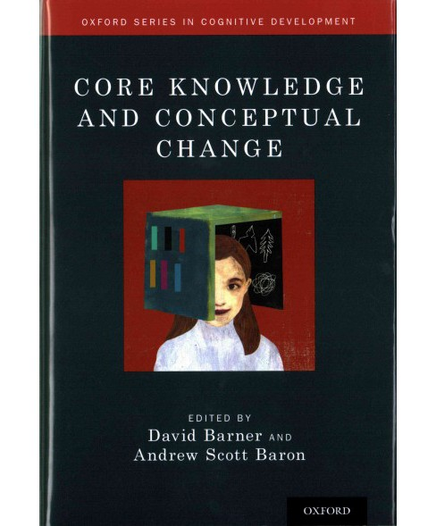 Core Knowledge and Conceptual Change (Hardcover) - image 1 of 1