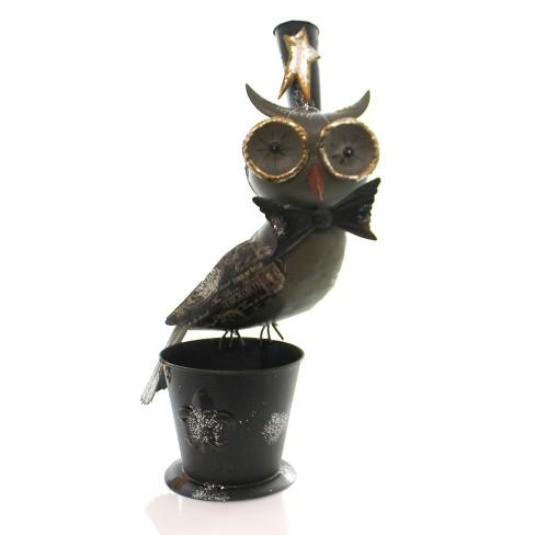 Halloween Owl Bucket - image 1 of 4