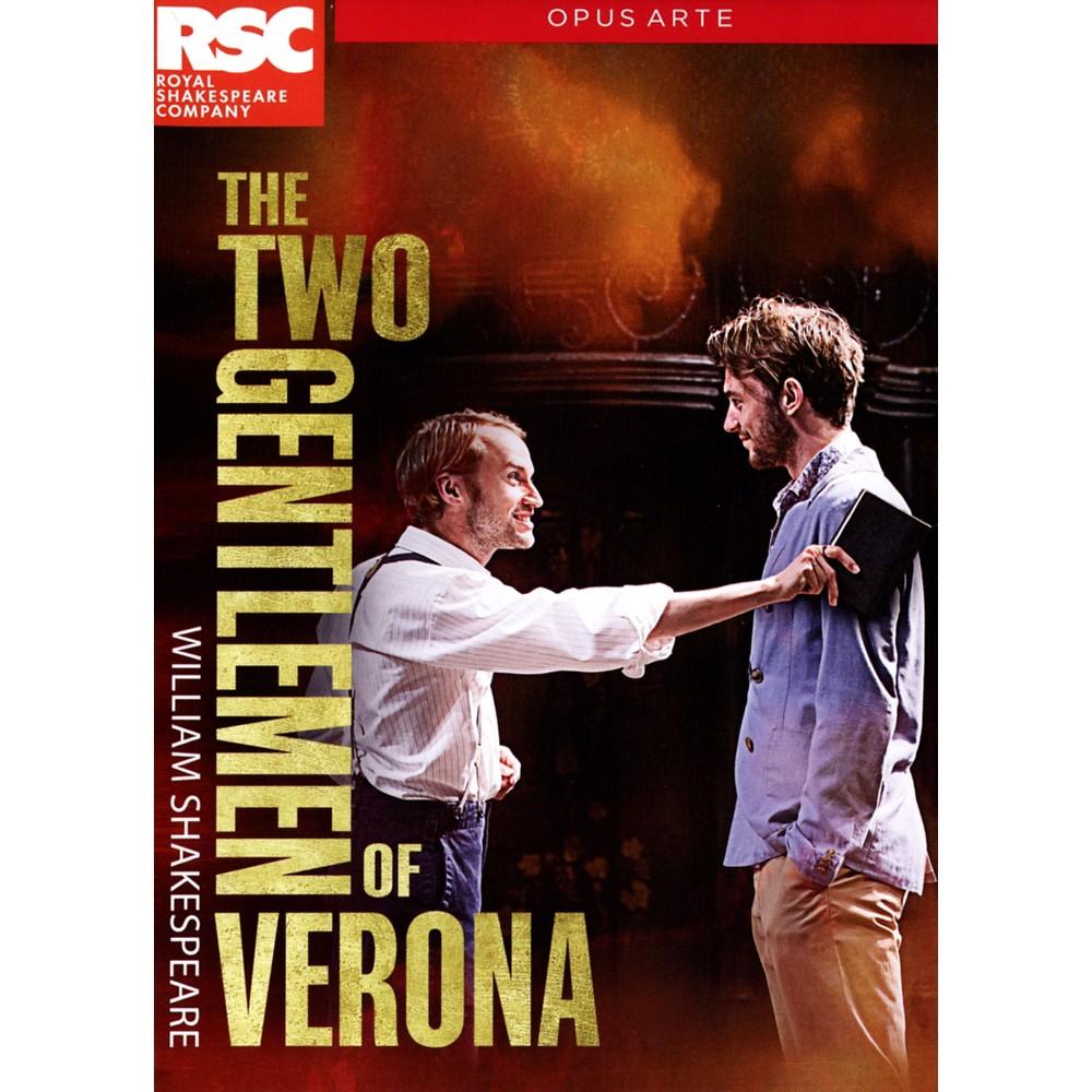 Two Gentlemen Of Verona (Dvd)