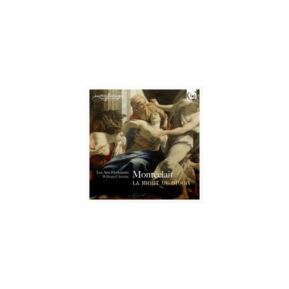 Les Arts Florissants - Monteclair:La Mort De Didon (CD)