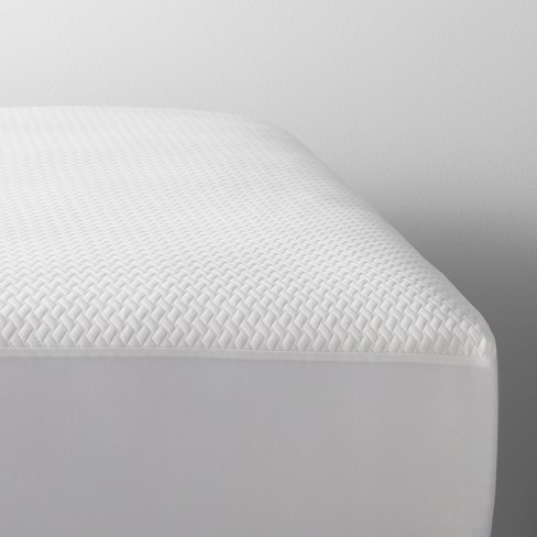 Temperature Balancing Mattress Protector - Made By Design™ - image 1 of 2