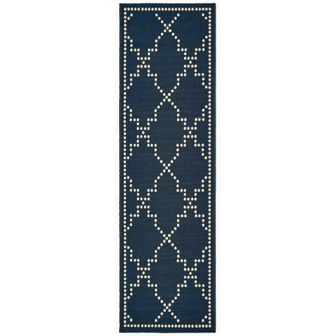 Madeline Trellis Patio Rug - image 1 of 4