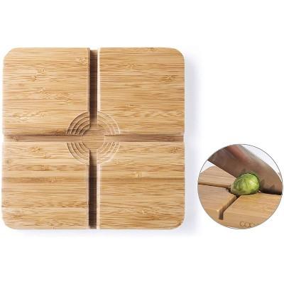 Cookduo Veggie Gripper / Round Vegetable Cutting Board