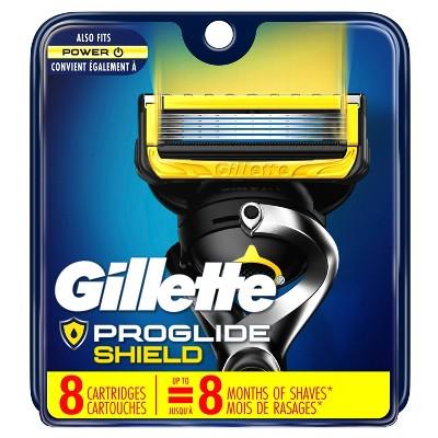 Gillette ProGlide Shield Men's Razor Blade Refills