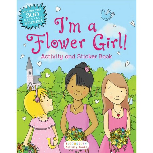 I'm a Flower Girl! - by  Bloomsbury (Paperback) - image 1 of 1