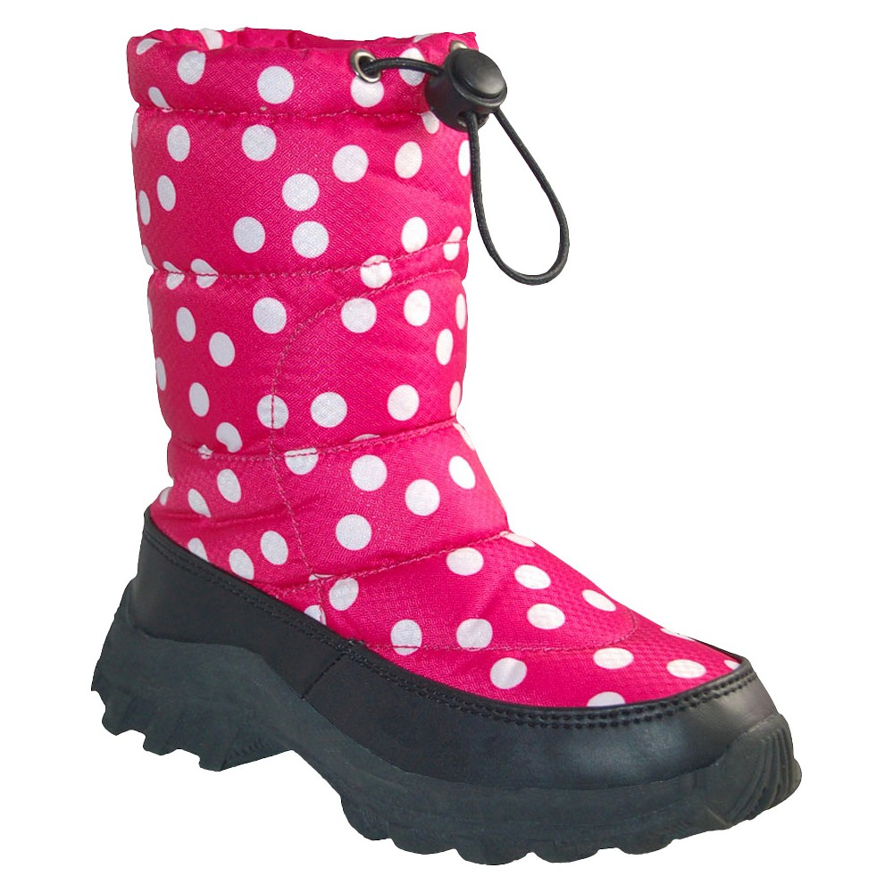Toddler Girls' Itasca Snow Scamp Boots - Pink 10